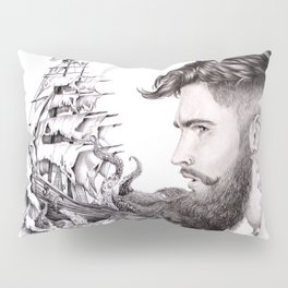 Sailor's Beard Pillow Sham