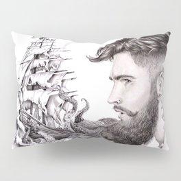 Sailor's Beard Pillow Sham