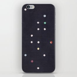 Dark Constellation iPhone Skin