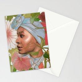 Strike by Meredith Marsone Stationery Cards