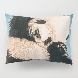 baby panda Pillow Sham