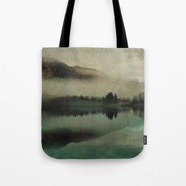November lake Tote Bag