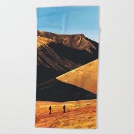The Lake District Beach Towel