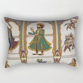 Maharadscha Rectangular Pillow