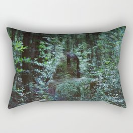 losing you to the wilds Rectangular Pillow
