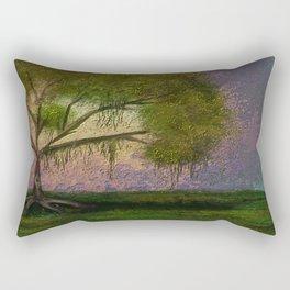 Guardian of Thoughts Rectangular Pillow