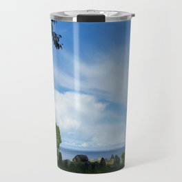 Triptychs III (Mind's Eye) Travel Mug