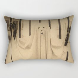 Old Ghost Costume Rectangular Pillow