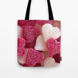 Gummy Hearts 2 Tote Bag