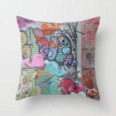 Eurotag Throw Pillow