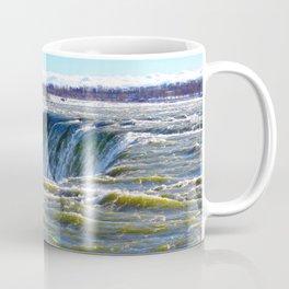 The Horseshoe Falls Coffee Mug