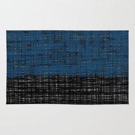 platno (blue) Rug