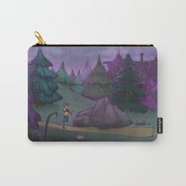 Getting Lost Carry-All Pouch