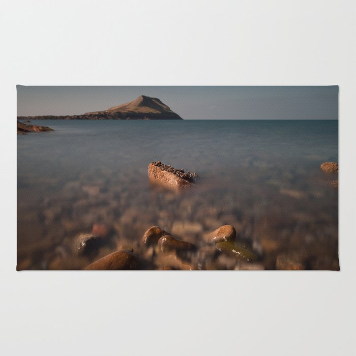 Worms Head Gower Rug