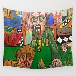 EL BUFON Wall Tapestry