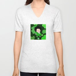 Luck of the Irish Unisex V-Neck
