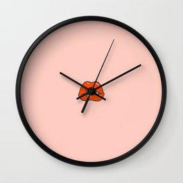 Inktober Day 4 - Succubus Wall Clock