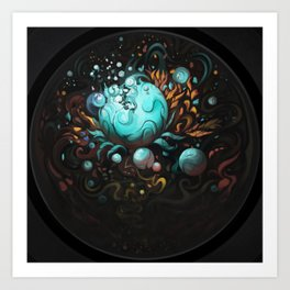 Evolutions Art Print