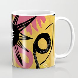 Holocene - Abstract Pattern Coffee Mug