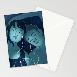 Jaeger Pilots Music Appreciation Hour Stationery Cards