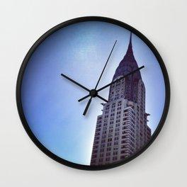 Chrystal Building #2 Wall Clock