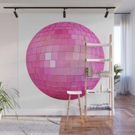 (disco)ball is life Wall Mural