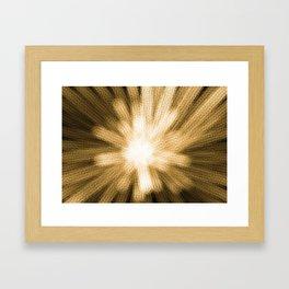 Spark2 Framed Art Print