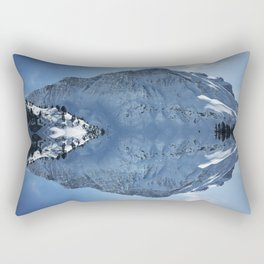 Mirrord mountain 2 Rectangular Pillow