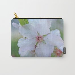 Almond tree flower blooming Carry-All Pouch