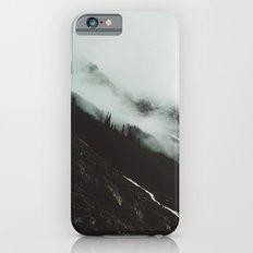 Glacier in the Fog iPhone 6 Slim Case