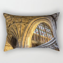 Golden Arch Rectangular Pillow