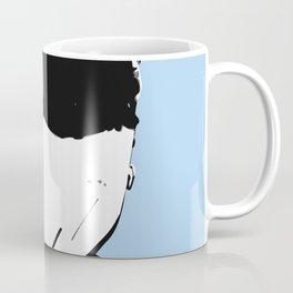 The Stig Pop Art Coffee Mug