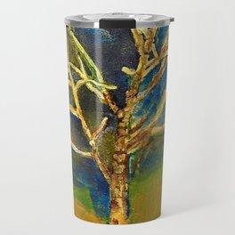 Golden Birch Travel Mug