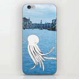 Octo iPhone Skin