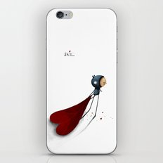 Big Heart iPhone & iPod Skin