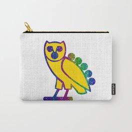 owl rainbow Carry-All Pouch