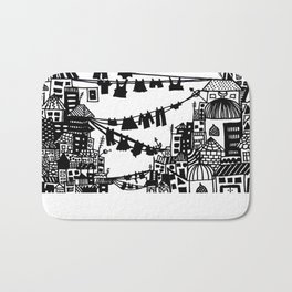 Organised Chaos Bath Mat