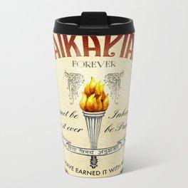 SAIKAPIAN Metal Travel Mug