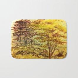 Trees 2 Bath Mat