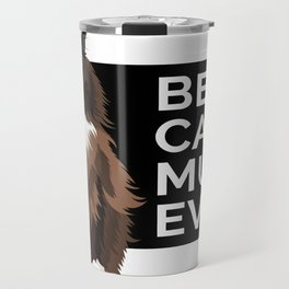 Best cat mum ever   gift idea for cat owner Travel Mug