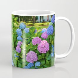 Hydrangea Blossoms Coffee Mug