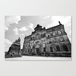 Dresden Canvas Print