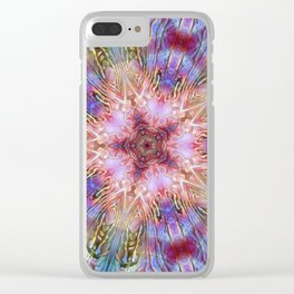 Star of Grace Clear iPhone Case