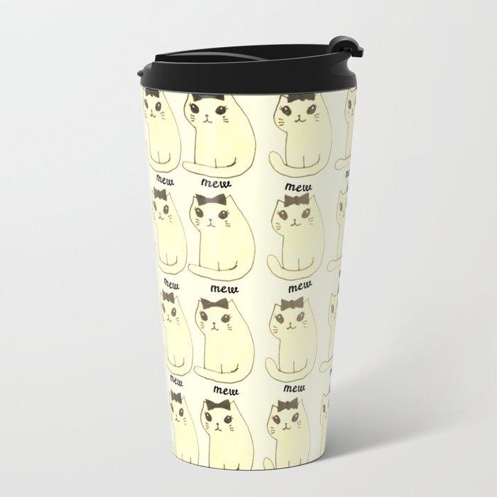 cats-171 Travel Mug