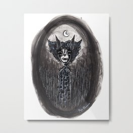 Demon Prince Metal Print