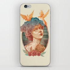LADY iPhone Skin