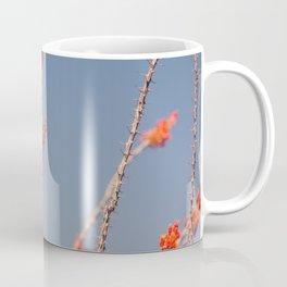 Ocotillo in Bloom Coffee Mug