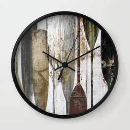 Boathouse Wall Clock