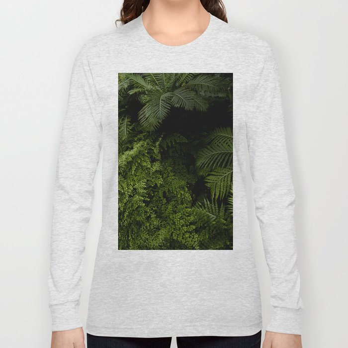 Tropical jungle. Long Sleeve T-shirt