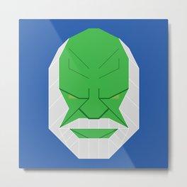 Maestro Hulk Metal Print